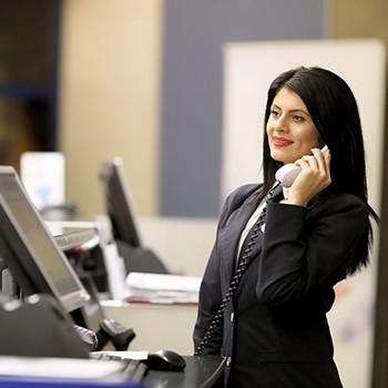 Hotel Receptionist & Opera PMS Hotel Software